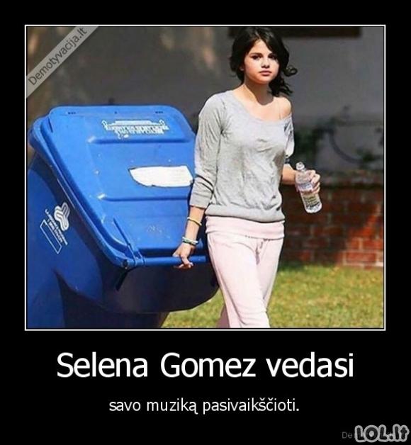 Selena Gomez ir muzika
