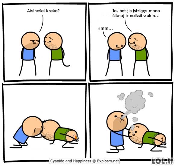 Išradingi narkomanai