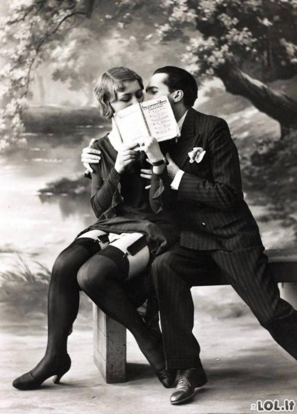 Erotika 1920-aisiais