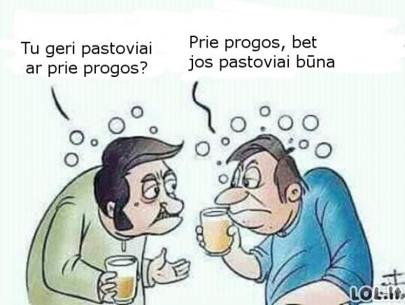 Alkoholikai