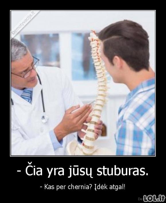 Durnas pacientas