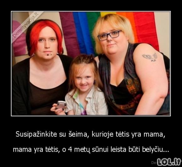 XXI amžiaus šeimynėlė