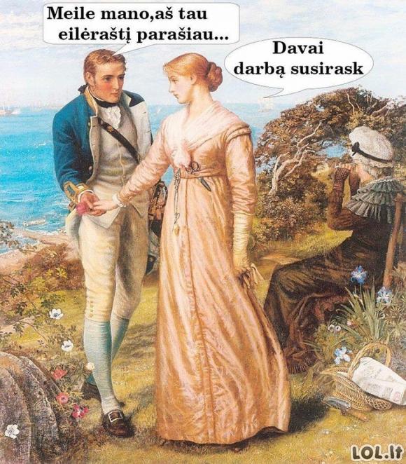 Romantiški santykiai