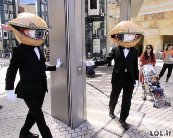 Japoniškos keistenybės