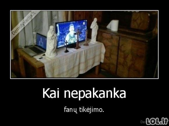 Fanų tikėjimas