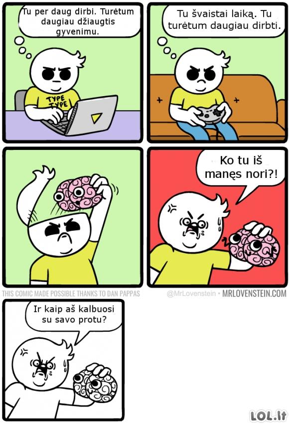 Amžinoji dilema