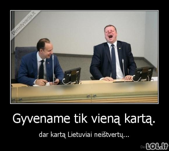 Gyvenimas Lietuvoje