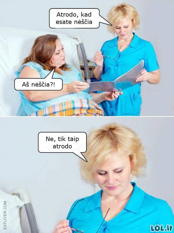 Nenumatytas nėštumas