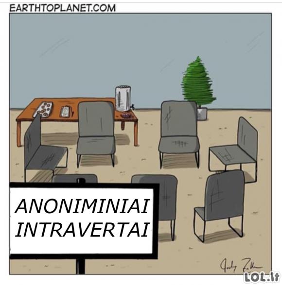 Anoniminiai intravertai