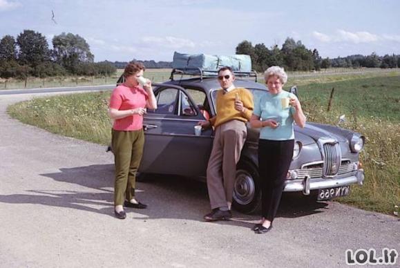 Amerikiečiai 1950-1970-aisias metais
