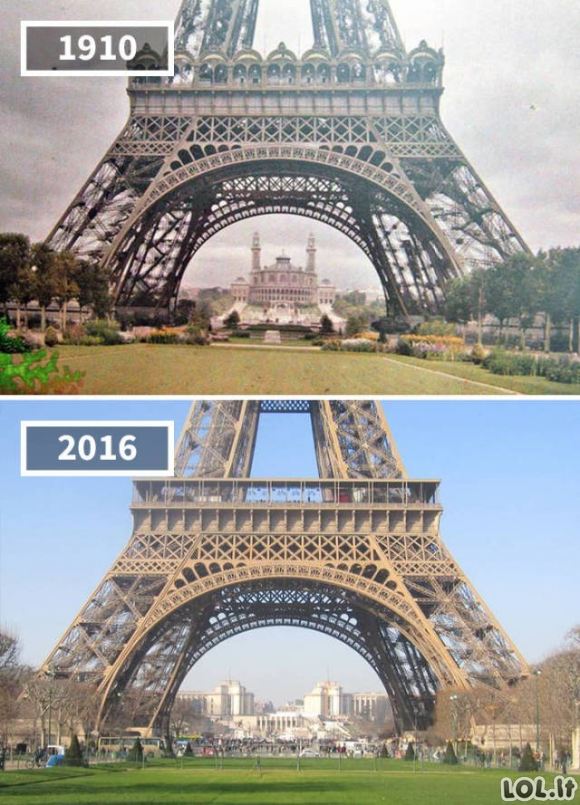 Kaip per metus keitėsi pasaulis