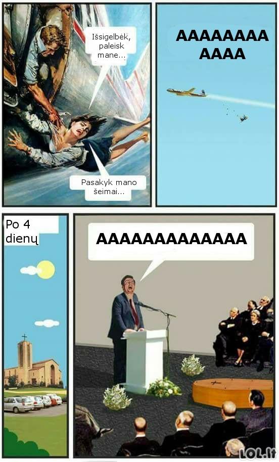 Lėktuvo katastrofa