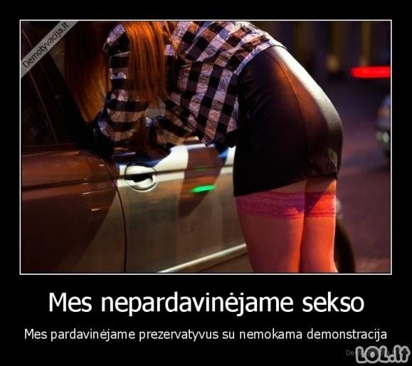 Prostitučių atmazai