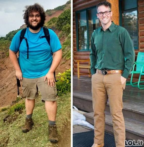 Kodėl visada verta mesti svorį