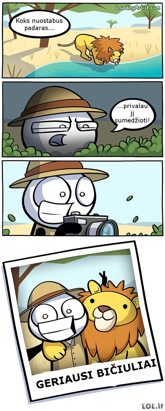 Tikra medžioklė