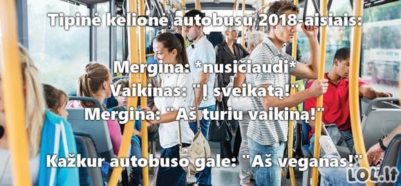 Šiuolaikinės kelionės autobusu
