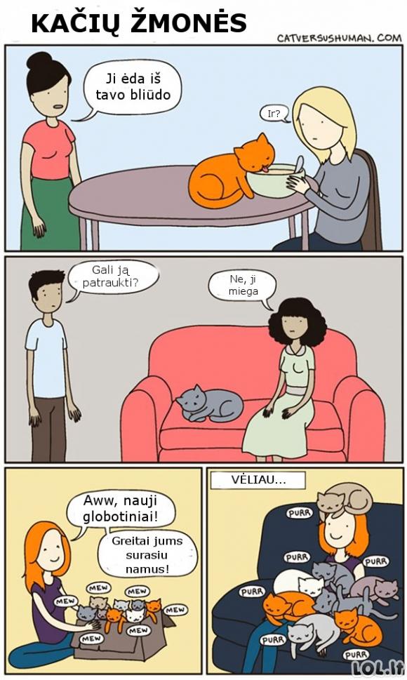 Kačių žmonės