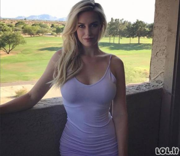 Priežastis, kodėl vyrai iš naujo įsimyli golfą