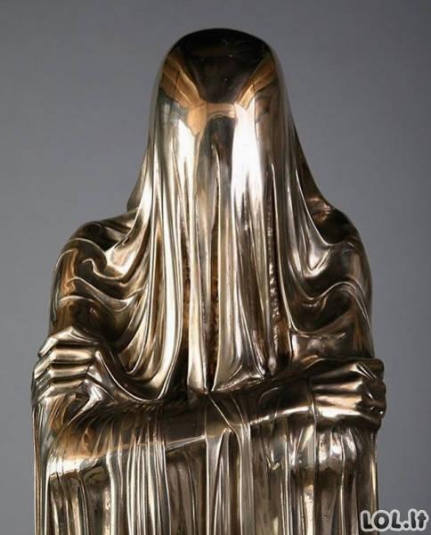 Modernios šių laikų skulptūros