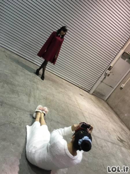 Kameros kampo galia fotografuojant [GALERIJA]