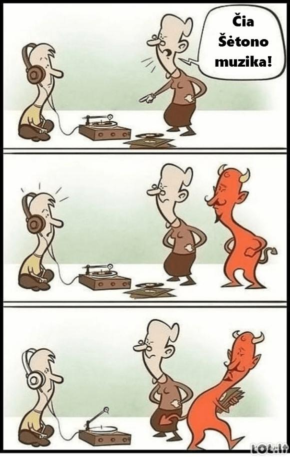 Šėtono muzika