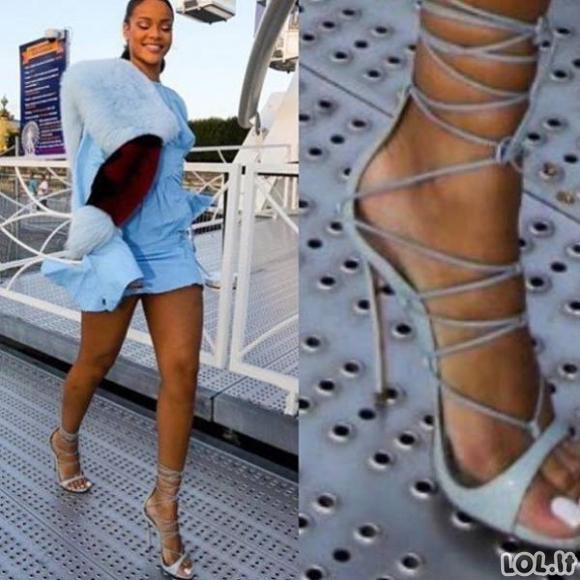 Kodėl Rihanna galima vadinti ekstremale?