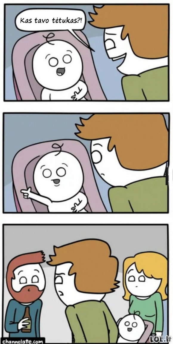 Viską žinantis kūdikis