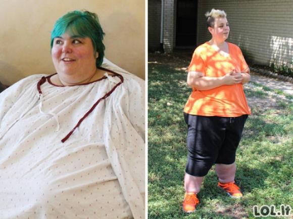 Neįtikėtino žmonių kūnų transformacijos [25 FOTO]