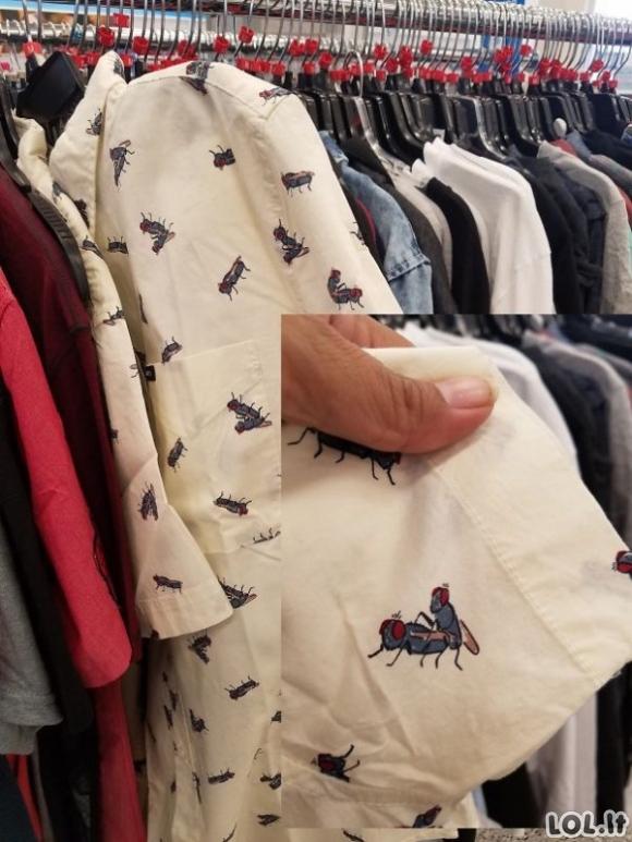 Tiesiog tragiški dizainerių sukurti rūbai