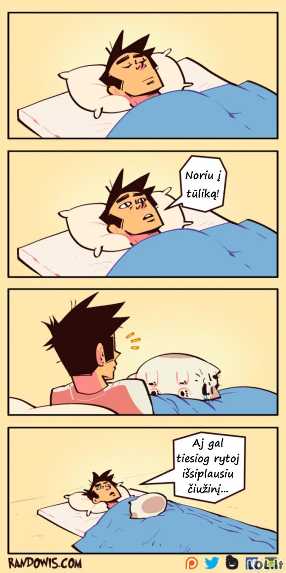 Kai katinas tave pasirenka