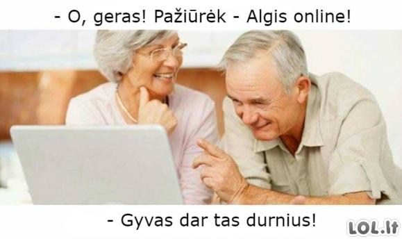 Vyresnieji facebooke
