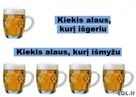 Kaip dauginasi alus