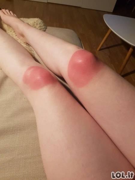 Plėšyti džinsai ir saulė - blogas derinys [17 FOTO]