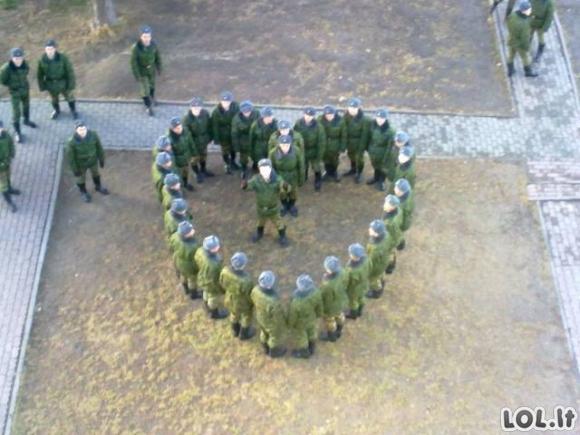 Užkietėję romantikai iš Rusijos gūdumų [26 FOTO]