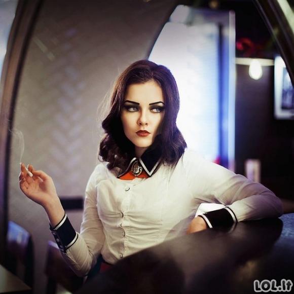 19-metė rusė, regis, gali paversti save kuo tik nori