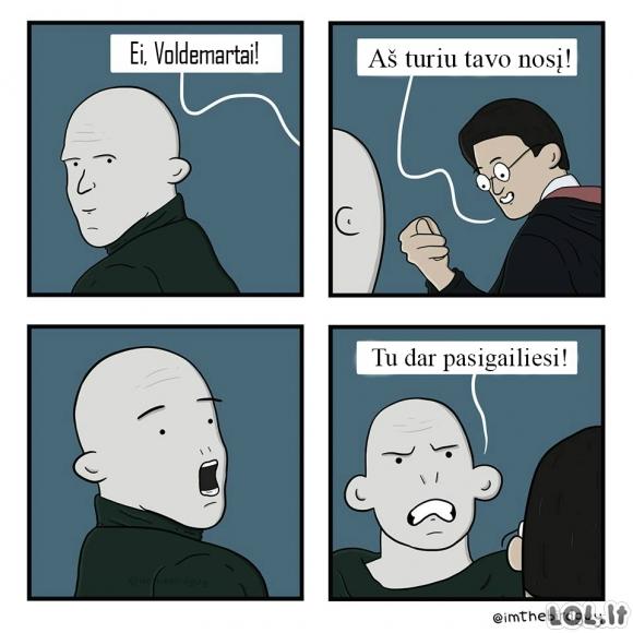 Voldemarto nosis