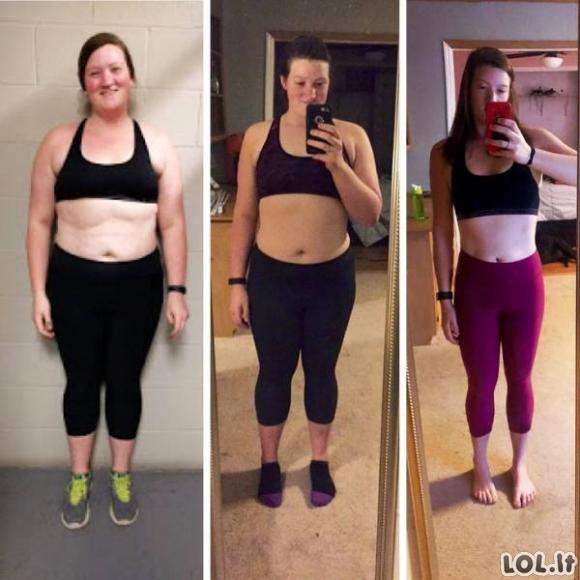 Neįtikėtini kūno pokyčiai [38 nuotraukos]