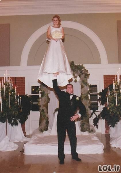 Keistų vestuvių galerija 3 dalis [Galerija]