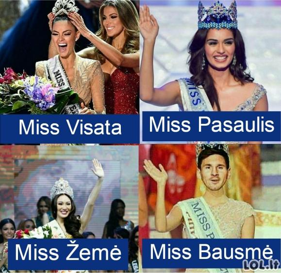 Miss Bausmė