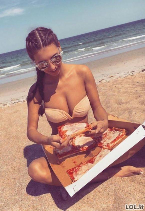 Karštos merginos ir karštos picos foto galerija [20 FOTO]