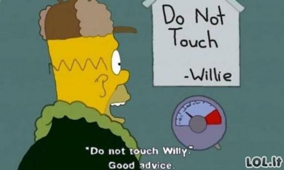 Nešvankūs juokeliai Simpsonų animaciniame filmuke (18 foto, 9 gifai)