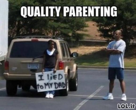 Keisčiausi ir juokingiausi tėvų ir vaikų momentai (26 paveikslėliai)