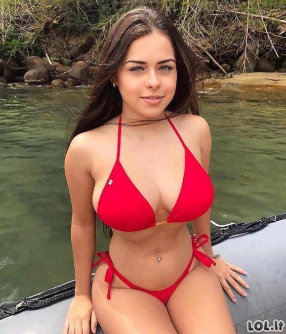 Karštos bikini merginos (32 nuotraukos)