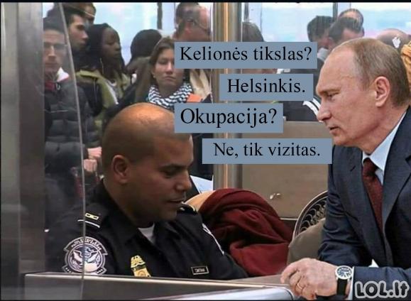 Putino skrydis