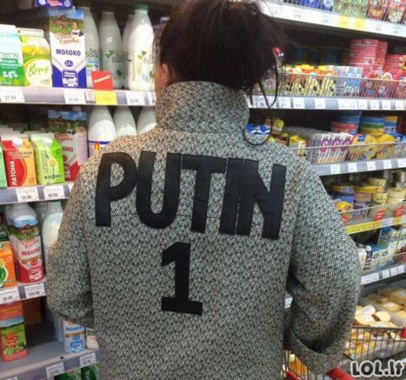 Tuo tarpu Rusijoje [36 nuotraukos]