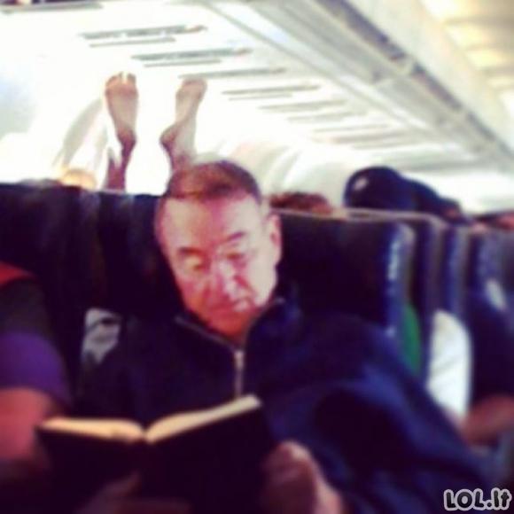 Katastrofiškos nuotraukos iš skrydžių lėktuvu [24 foto]