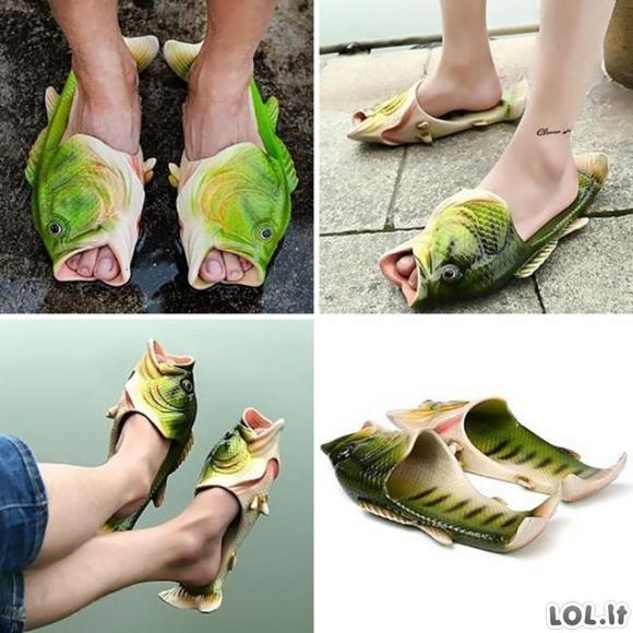 Kvailiausi batų dizainai [16 foto]