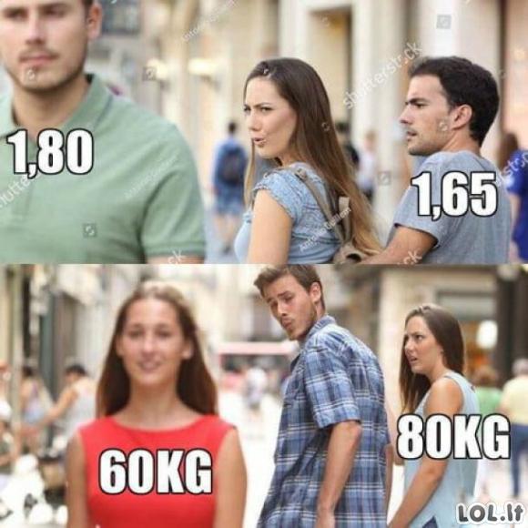 Skirtumai tarp merginų ir vaikinų