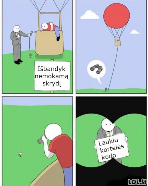 Skrydis balionu