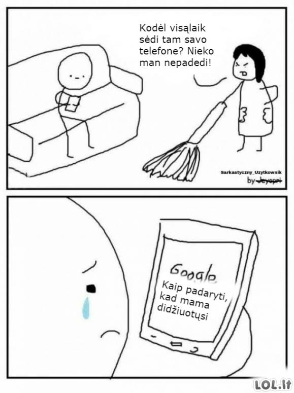 Kaip padaryti, kad mama didžiuotųsi tavimi